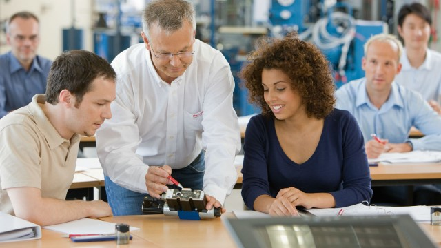 Registration open for Rexroth Hydraulic Technical Training