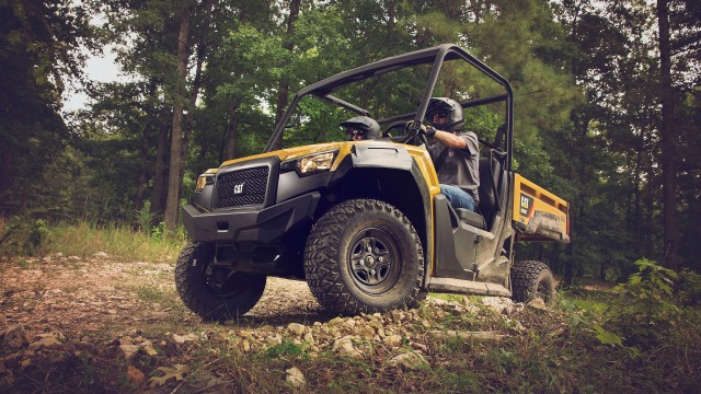 Cat introduces first-ever utility vehicles