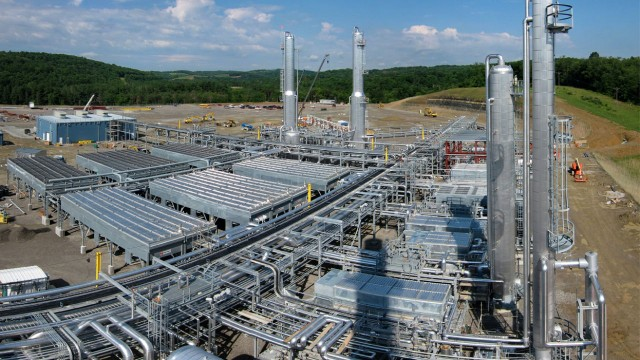 Texas NGL plant picks UOP Russell cryogenic equipment