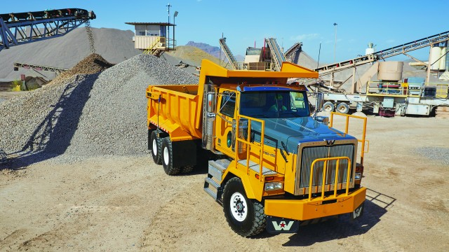 Western Star launches XD-25 offroad Truck
