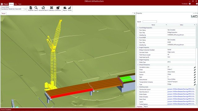 BIM's reach into extending into civil construction