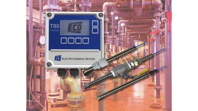 Intelligent pH analyzer handles high temperatures