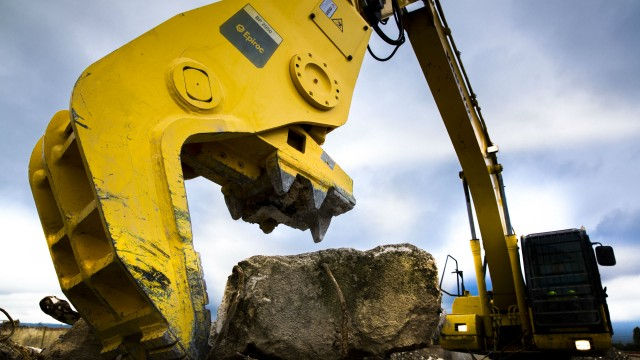 Atlas Copco hydraulic attachment division joins Epiroc as of January 1
