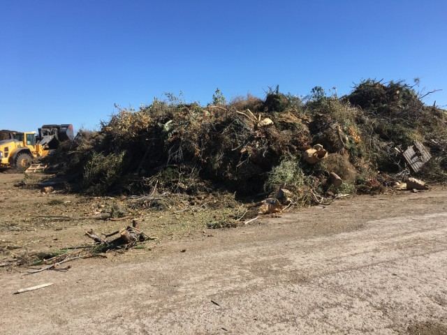 High processing speed helps Rapid City keep their bulk pile smaller, decreasing the risk of fire.