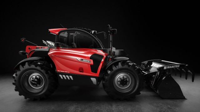Manitou earns award recognition for new range of agricultural telehandlers