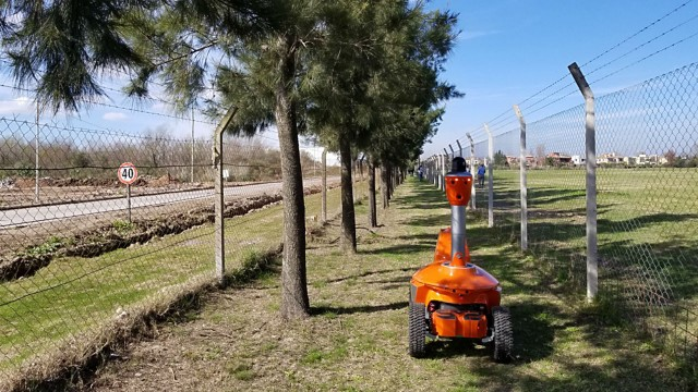 New technology allows multiple security robots to work on same site