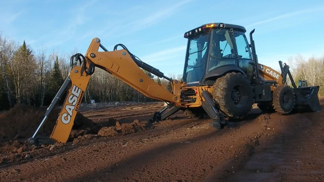 CASE N Series backhoe loaders get enhancements