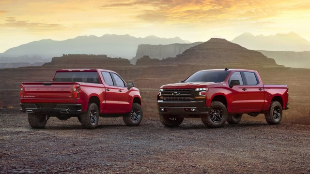 Chevrolet reveals next-generation 2019 Silverado