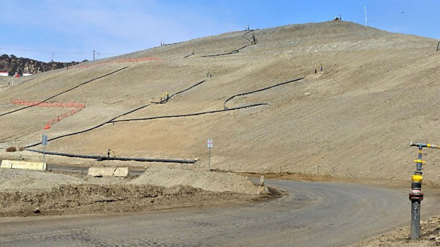 Facing challenges of landfill gas wellhead technology