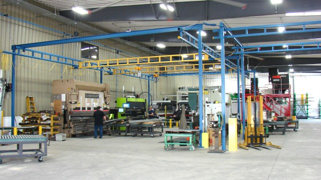 Felling Trailers adds new fabrication center to facilities