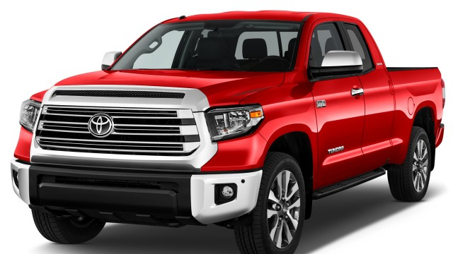 2O18 Pickup Truck Report