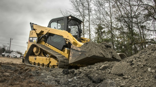 Cat extends full-machine warranty on compact equipment