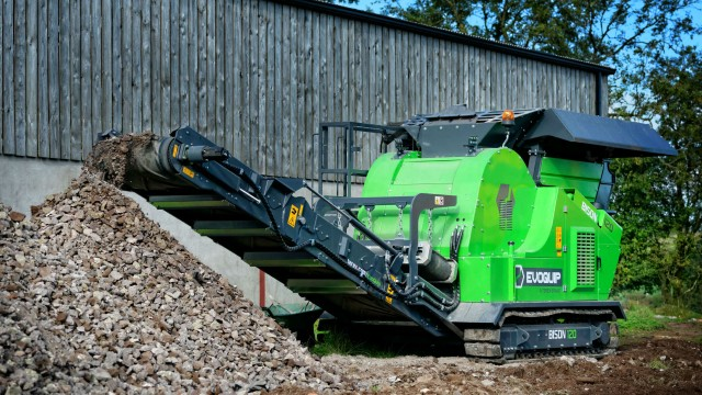 EvoQuip to make debut appearance at World of Concrete