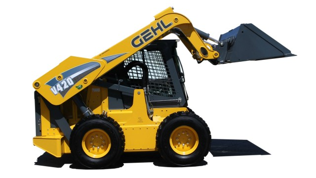 Gehl Company Heavy Equipment Guide