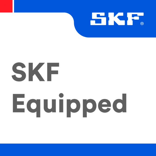Luff Industries first OEM in North America to achieve SKF Equipped status