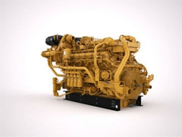 Cat opens orders for 3512E drilling engine