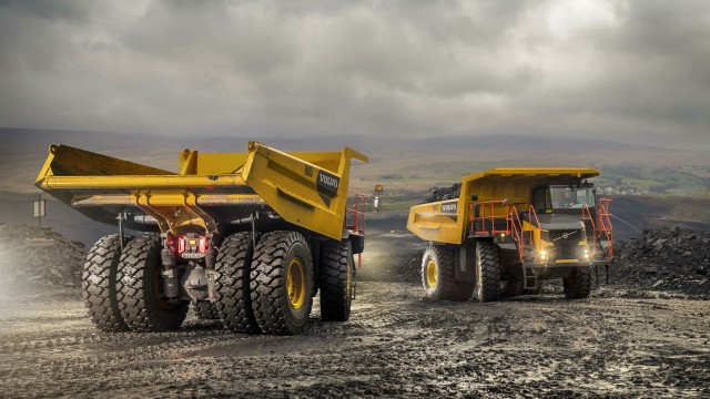 Volvo CE to enter rigid hauler market