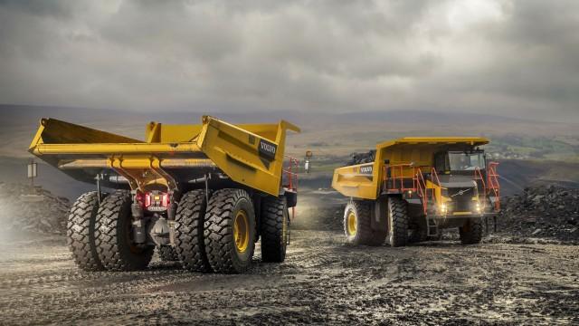 Volvo CE to enter rigid hauler market