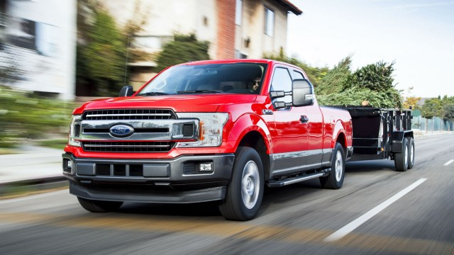 Ford launches first-ever F-150 Power Stroke diesel