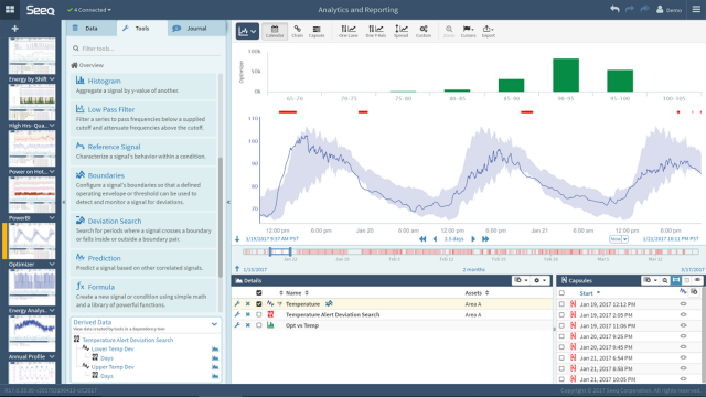 Seeq announces first update to its software application for 2018