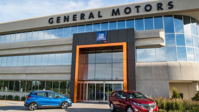 GM Canada is teaming up with educational institutions near its Markham campus to encourage girls to consider STEM careers.