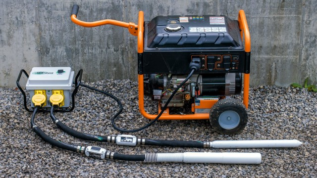 The M-Box gives operators complete control of their concrete.