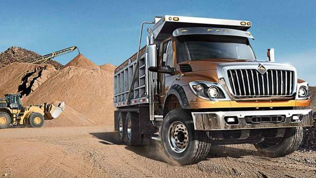 International HV vocational lineup adds mid-range diesel versions