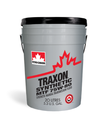 Traxon gear oil line from Petro-Canada Lubricants expands to add new synthetic