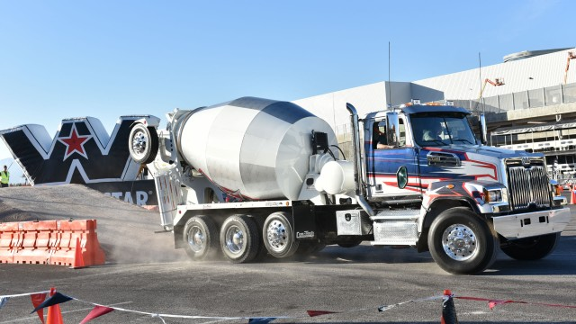 Western Star held their Get Tough challenge at World of Concrete 2018.