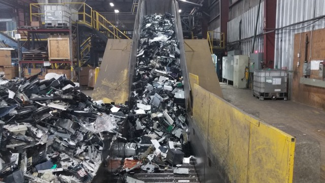 In 2017, FCM processed over 30 million kilograms of e-waste.