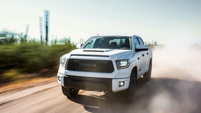 The 2019 Toyota Tundra TRD Pro
