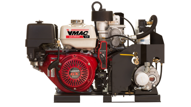 VMAC will introduce the G30 gas-engine-driven air compressor to the rental market at The Rental Show.