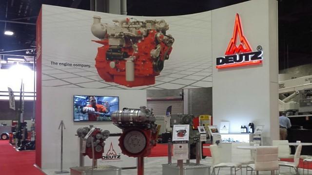 DEUTZ preparing to show multiple engine models at Rental Show