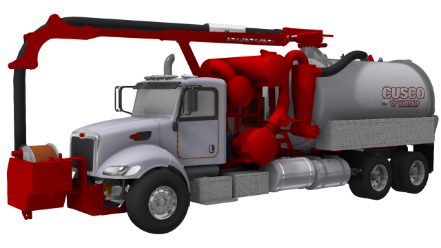 Cusco introduces new sewer jetter