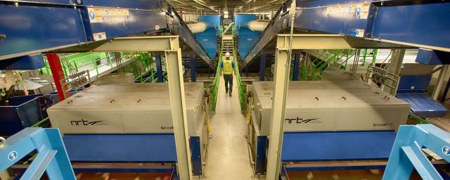 Secondary Plastics Processing, Reidsville, North Carolina