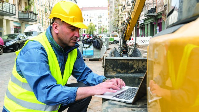 Efficiency on the jobsite through integrated software solutions