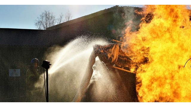 Firestop fire-resistant material from Trelleborg thinner and lighter