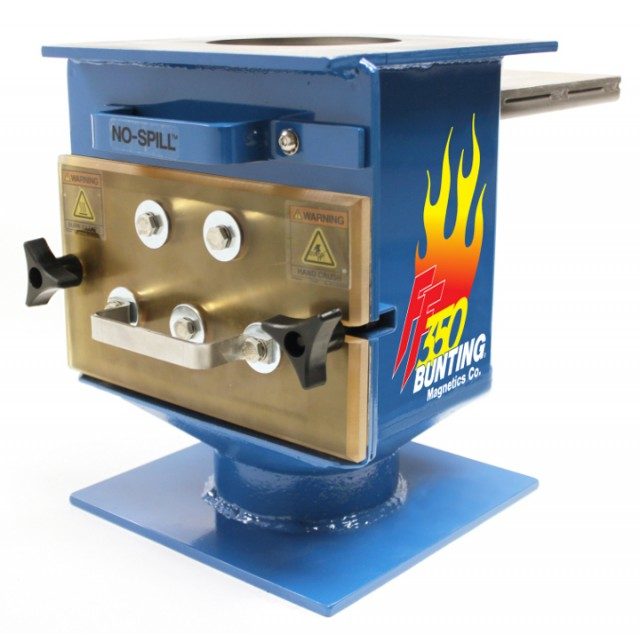 Bunting Magnetics Co. to introduce high temperature FF drawer magnet
