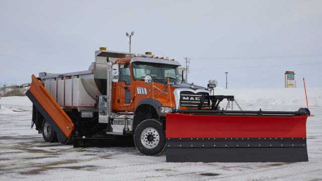Mack Trucks now offering options for increased ground clearance for underbody scrapers