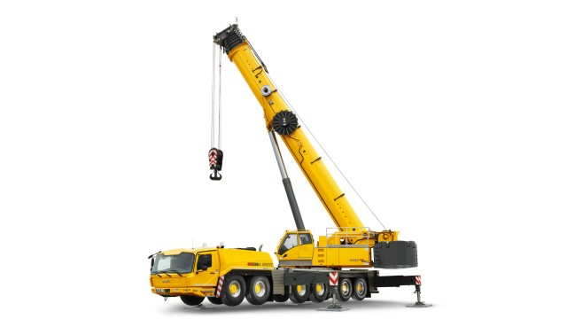 Manitowoc continues popular line with Grove GMK6300L-1 launch