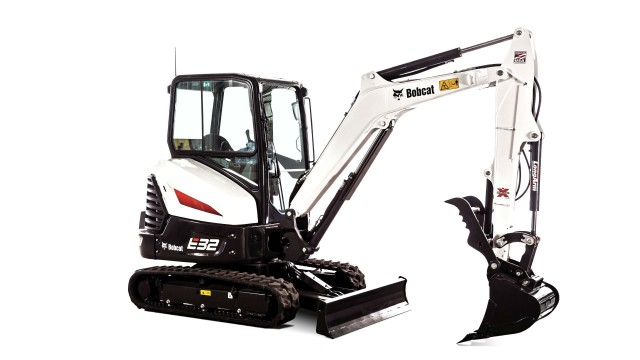 Bobcat adds redesigned trenching and new grading buckets to compact excavator attachment line