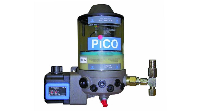 PICO pumps fit where others can't