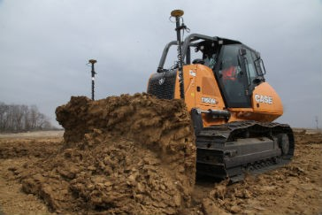 Case introduces OEM universal machine control compatibility kit for dozers