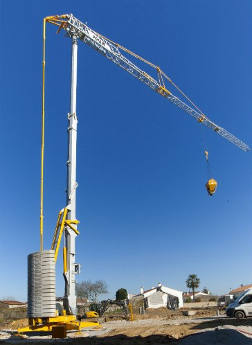 Manitowoc brings its newest class of tower cranes to Intermat 2018
