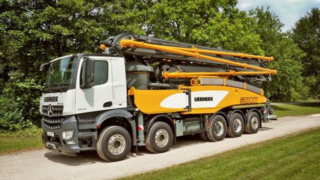 Liebherr achieves the highest turnover in the Group's history