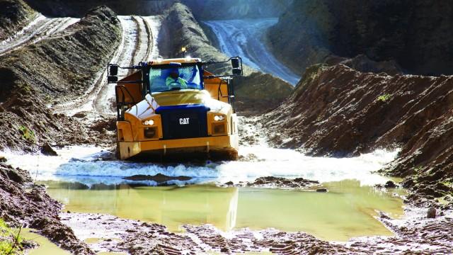 In-depth report: articulated dump trucks
