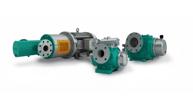 NETZSCH showcasing NOTOS Multiple Screw Pumps at  2018 Offshore Technology Conference