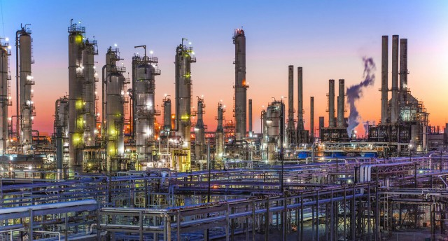 Fluor Awarded Contract for Marathon Petroleum's STAR Program at Galveston Bay Refinery