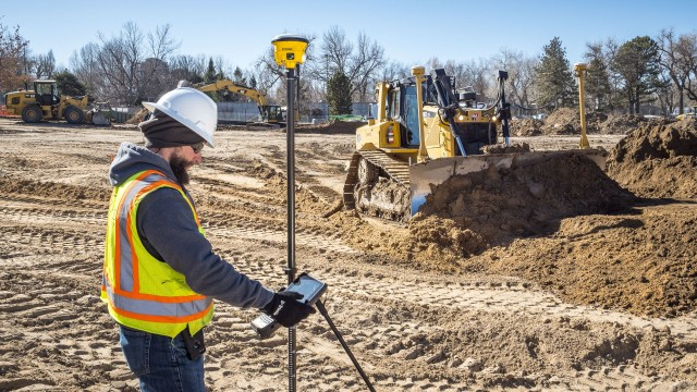 New field solutions for land and construction surveying from Trimble