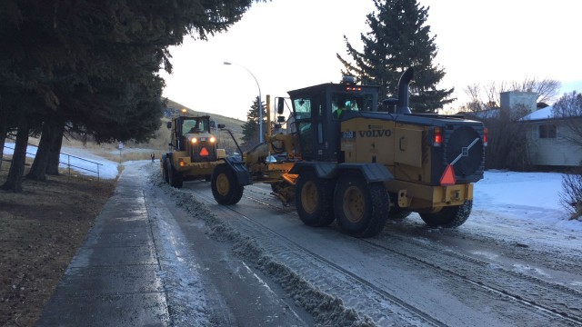 Noise solution: broadband backup alarms restore peace and quiet in Alberta town